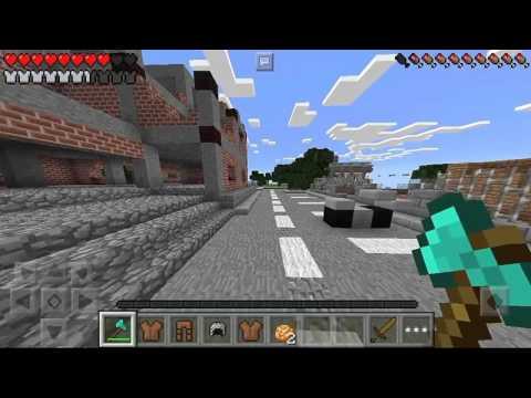 Dross juega minecraft pe (Parodia) :v