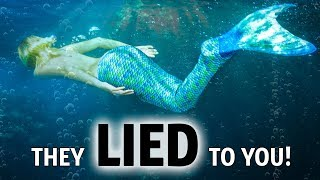 The Truth Behind the Mermaid Myth
