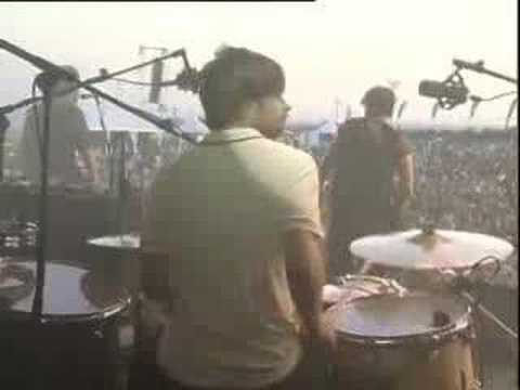 Benicassim 06 - The Futureheads - Area