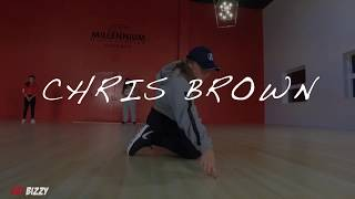 Chris Brown - Confidence | Dance Choreography @Bizzyboom