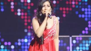 Dola re Dola re song by shreya Ghoshal Chicago concert 2017