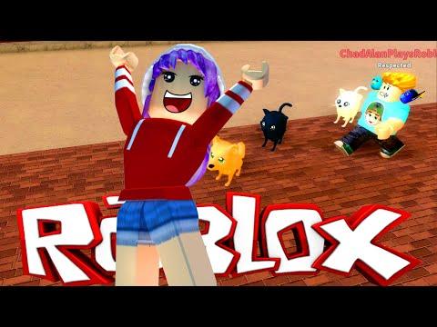 ROBLOX the PLAZA ROLEPLAY | RADIOJH GAMES & GAMER CHAD