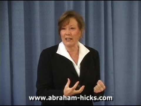 Abraham:  The Vortex - Esther & Jerry Hicks video