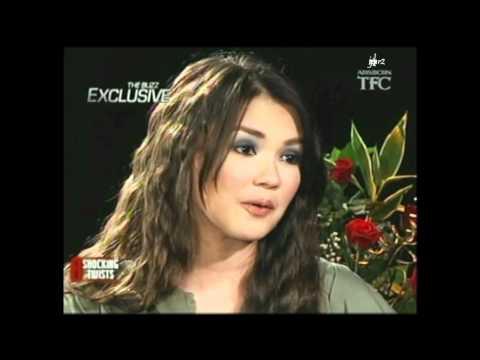 The BUZZ 12.05.2010 - Angelica Panganiban (Charlson) Part 1
