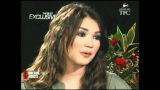 The BUZZ 12.05.2010 - Angelica Panganiban (Charlson) Part 1