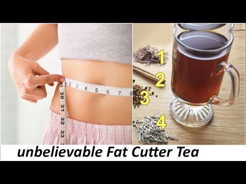 UNBELIEVABLE Fat Cutter Tea || Lose Weight Fast