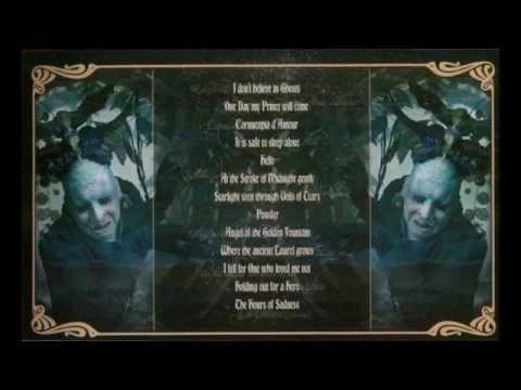 Sopor Aeternus & The Ensemble Of Shadows - One Day My Prince Will Come