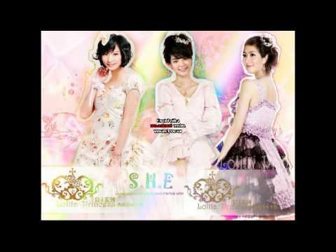 Zen Me Ban (怎么办) - S.h.e. (lyrics) video