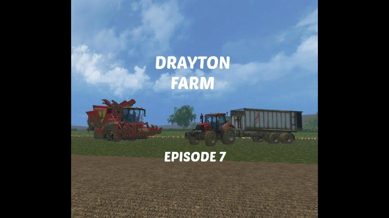 Farming Simulator 2015 Farm Farming Simulator 2015