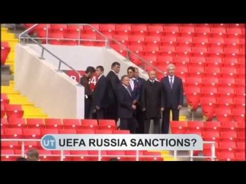 UEFA Mulls Russia Sanctions: Registration of Crimean clubs in Russia deemed illegal