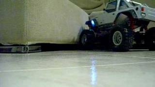 rc crawler wheely king hpi jeep rubicon wall