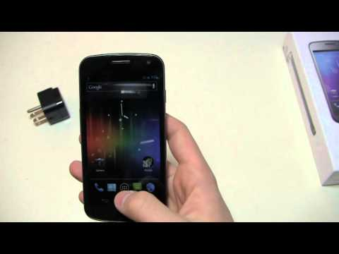 Samsung Galaxy Nexus Unboxing (5)