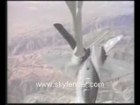YF-23 Black Widow vs YF-22 Raptor Fighter Aircraft Video