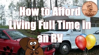 How to Earn a Living Full Time Traveling in a RV !!