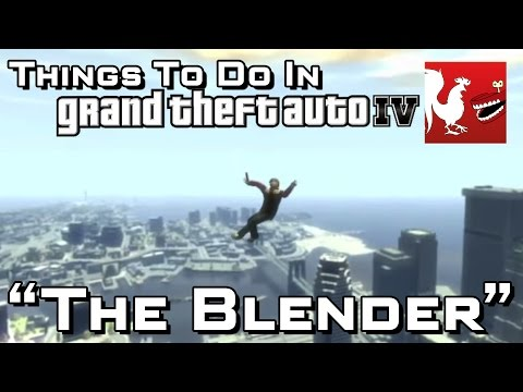 Things to do in: GTA IV - The Blender Music Videos