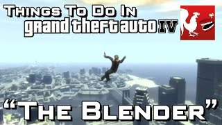 Things to do in_ GTA IV - The Blender