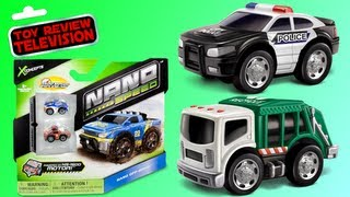 Nano Speed Toy Cars 2 Pack Review Opening