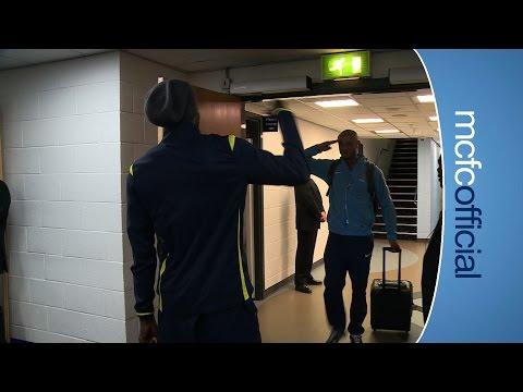 KOMPANY & ADEBAYOR SALUTE! | Tunnel Cam City 4-1 Spurs