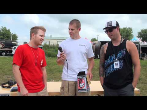 A Day To Remember Interview at Vans Warped Tour 2011 - Backstage Entertainment Music Videos