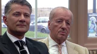 Thierry Baudet & Theo Hiddema - Aflevering Business Class  Sunday 12 March 2017