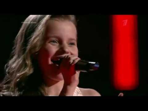 Alisa Kozhikina — the winner of the show Voice Kids Russia,