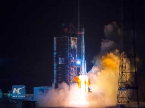 China launches Belarusian telecom satellite