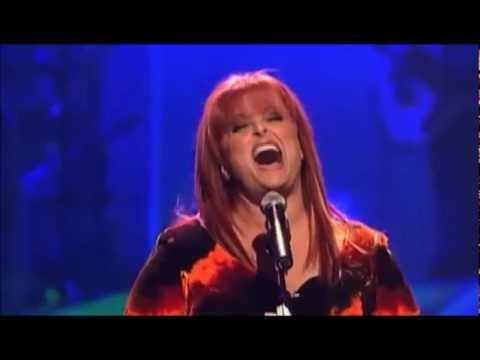 Wynonna Judd- that was yesterday