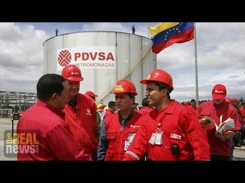 The Modern History of Venezuela and the Need for a Post-Oil Economy - Edgardo Lander on RAI (6/9)