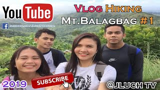 Vlog Hiking Mt.Balagbag #1