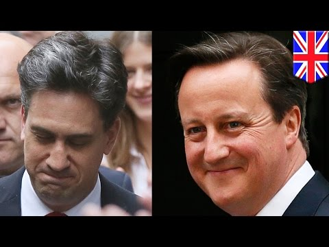 UK election 2015: Conservatives win Westminster majority, Cameron gets his mojo back - TomoNews