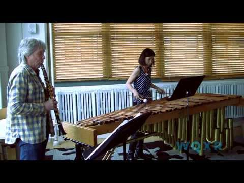 Mika and Richard Stoltzman: Bill Douglas's Irish Spirit for Clarinet and Marimba