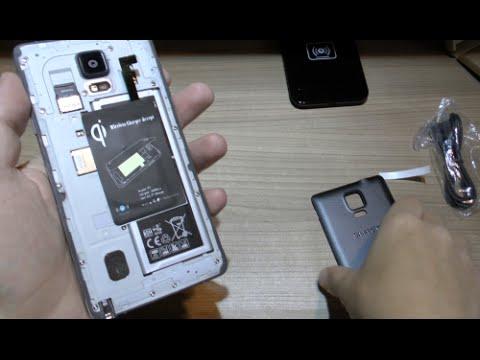 Samsung Galaxy Note 4 Wireless Charging