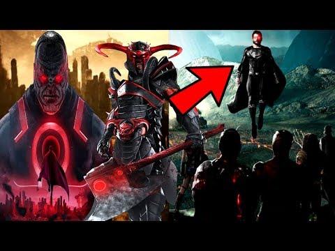Justice League NEWS Darkseid Post Credit Scene? Justice League 2 ALREADY In Development?Jl Run Time? thumbnail
