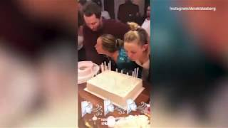 Kate Hudson turns out to celebrate Jennifer Meyer's birthday