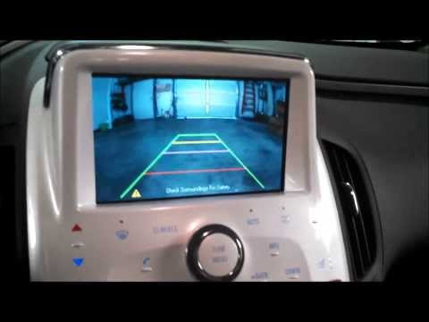 How to add a Fully Factory Integrated Backup Camera to a 2013 Chevy Volt