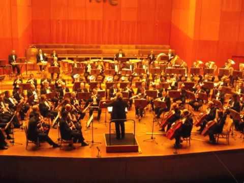 La Consagración de la Primavera (I. Stravinsky) Banda Sinfónica Municipal de Madrid