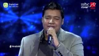 Arab Idol - مؤمن خليل - غريبة الناس - الحلقات المباشرة