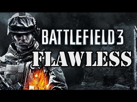 Battlefield 3 Flawless Live Gameplay: Caspian Border