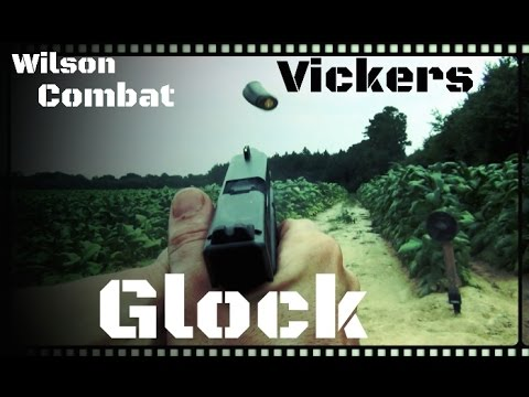 Wilson Combat Vickers Elite Battlesight For Glock Pistols Review (HD)