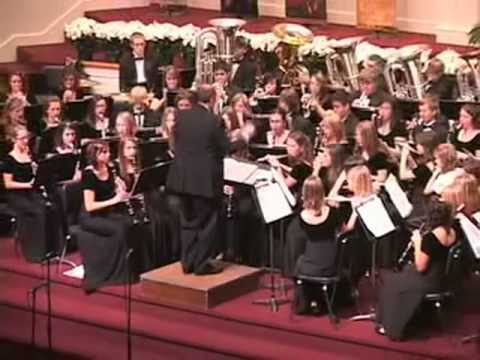The Polar Express as performed by New Philadelphia High School Symphonic Band
