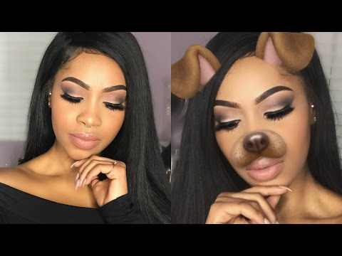 Easy and Soft Smokey Eye Makeup Tutorial   Dana Alexia