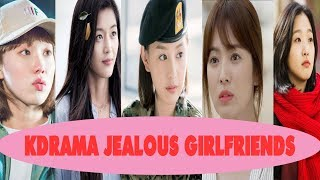 KDRAMA  BEST JEALOUS GIRLSFRIENDS