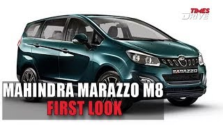 Mahindra Marazzo M8 – 8 Seat Variant   Interior, Features & more