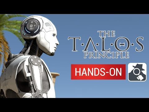 THE TALOS PRINCIPLE (iPhone, iPad) | Hands-On