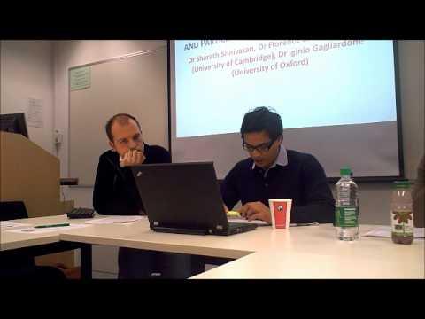 ICTs and citizen-led governance in Africa - Sharath Srinivasan