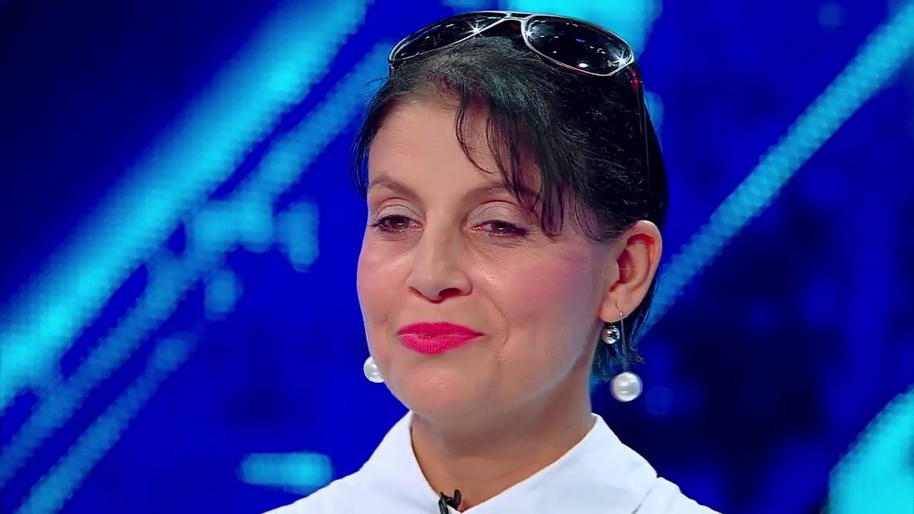 Liliana Avram, dezamăgită de juriul X Factor