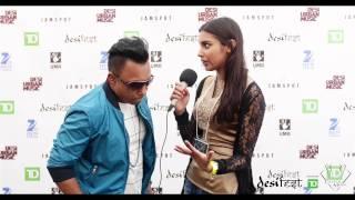 Master-D - Exclusive Interview at DesiFEST 2015 (Presented By Crystal Media) | BANGLA URBAN