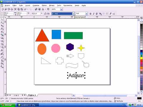 Corelmania: Video-aulas Suite Corel (Draw x Photopaint) - Aula 05