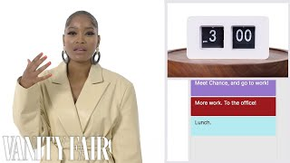 Everything Keke Palmer Does In a Day | Vanity Fair