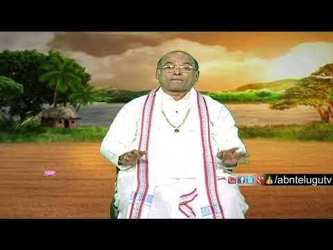 Garikapati Narasimha Rao about Importance of Study   Nava Jeevana Vedam   Episode 1501
